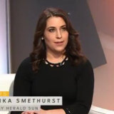 Annika Smethurst's home was raided by AFP.