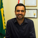 Duarte Gonçalves jnr, mayor of Mariana in Brazil. Towns in his municipalities were the first hit by the mud tsunami from the Samarco dam.
