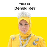 """ActivistFahmi Rezahas been arrested by police for allegedly insulting the Malaysian queen by posting a satirical playlist """"This is Dengki Ke"""" (jealousy) on Spotify."""