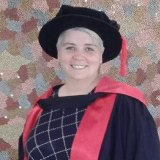 Indigenous education expert Melitta Hogarth.