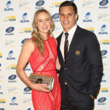 Cricket superstar Ellyse Perry and Aussie rugby union player Matt Toomua confirmed their split in July.