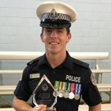 Police officer Zachary Rolfe has been charged with murder.