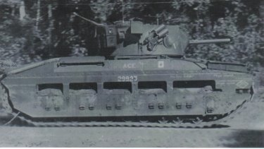 Ace in its 1945 heyday.