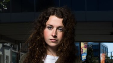 Ashleigh Mounser led a Facebook campaign that exposed the exploitation of young workers in cafes, restaurants and retail outlets.