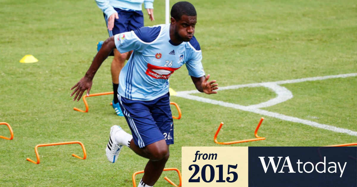 Jacques Faty U0026 39 S Absence From Sydney FC For Perth Glory