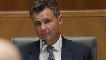 Federal member for Kingsford Smith Matt Thistlethwaite.