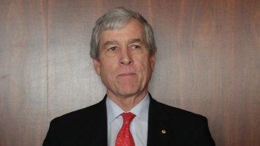Nick Warner, head of the Australian Secret Intelligence Service.