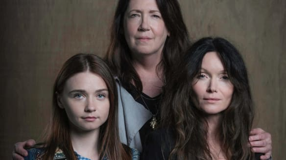 Jessica Barden, Ann Dowd and Essie Davis will star in the upcoming Foxtel drama, Lambs of God.