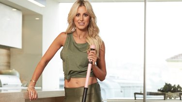 Roxy Jacenko has spoken of her latest breast cancer scare ahead of a number of charity initiatives she was be the face of.