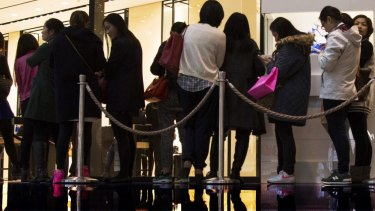 Long queues at Service NSW centres could soon be a thing of the past.