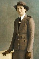 Sister Vivian Bullwinkel.