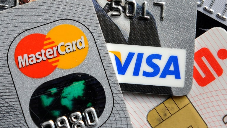 Australians spent about $30 billion on credit cards in December.
