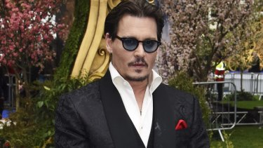 """Depp was accused by the company and ignoring repeated warnings about his """"profligate"""" spending."""