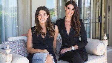 Lauren Silvers and Lisa Maree are the founders of Glamazon which connects clients with qualified beauty professionals and hair stylists through a real-time booking app.