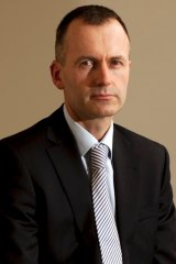 RBA assistant governor Christopher Kent.