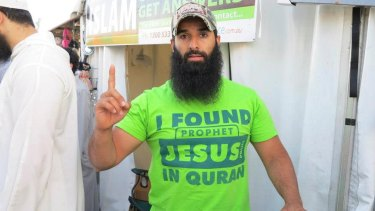 Mohammad Ali Baryalei become Hamdi Alqudsi's key contact in Syria.