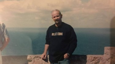 James Synan died working on an oil rig.
