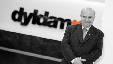 Dyldam's CEO Joe Khattar established the business in 1969.