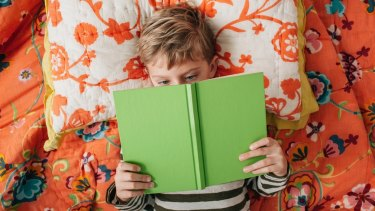 """""""The next time I buy a book as a present for a boy, I'm going to make sure it's about a girl. He can make up his own mind about what he likes,"""" writes Kasey Edwards."""