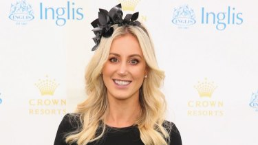"""Roxy Jacenko urges all women to """"be vigilant with self-examination"""" after her breast cancer diagnosis."""