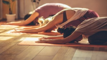 Calm and in control: Yoga will make you appear calm and collected on your CV, says career consultant Alyssa Gelbard.
