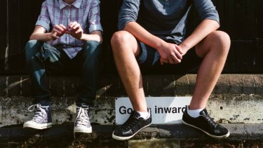 """Harm is also being done to boys who are socialised to believe """"boys will be boys""""."""
