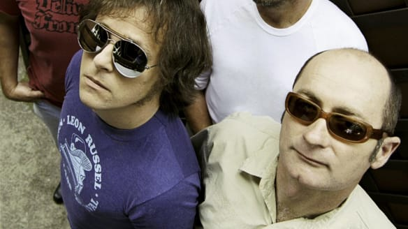 The Hoodoo Gurus, led by Dave Faulkner, deliver downright addictive rock'n'roll.