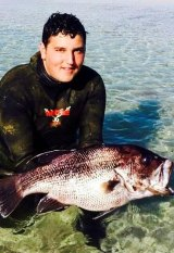 Jay Muscat, 17, was a keen fisherman.