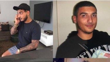 """Kemel """"Blackie"""" Barakat, 29, was shot dead inside his Mortlake unit on March 10, 2017."""