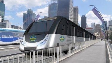 LNP Lord Mayor has promised a $1.54 billion Brisbane Metro system.