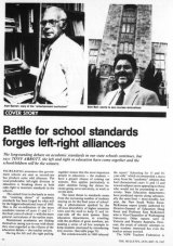 One of Mr Abbott's articles in The Bulletin from the 1980s.