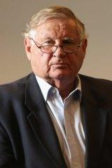 Former Woolworths chairman John Dahlsen.