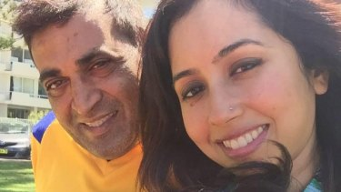 Dave Pillay and Tasmin Bahar were found dead in a house in Smithfield.