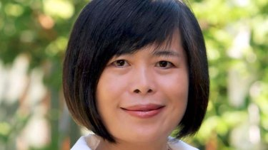 Former One Nation candidate Shan Ju Lin.