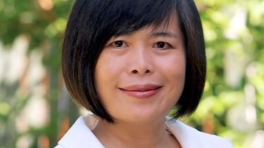 One Nation candidate for Bundamba Shan Ju Lin.