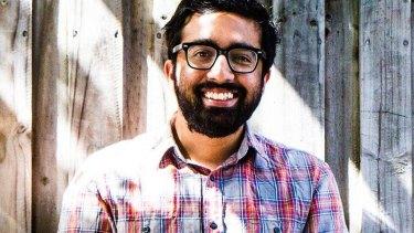 Junkee's political editor Osman Faruqi.