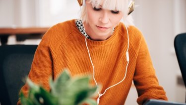 Listening to certain types of music can enhance creative thinking.