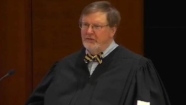 US District Judge James Robart is a Republican appointee known for his sharp legal mind.
