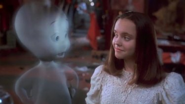 At least Casper was a friendly ghost.