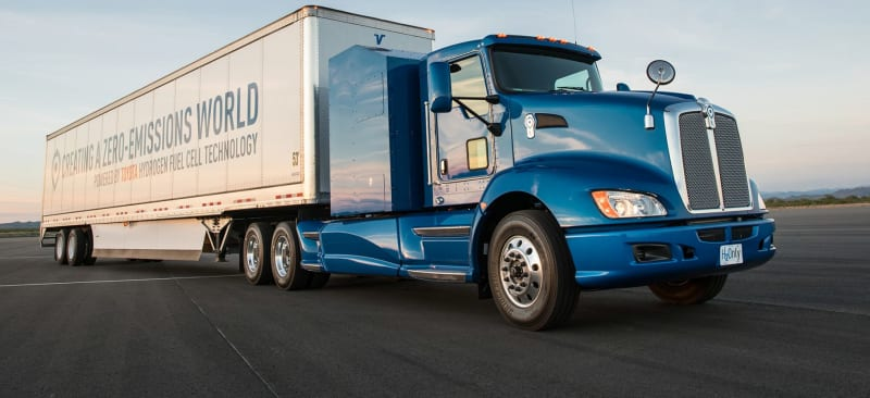 Amazon and Wal-Mart finally give hydrogen power a reason to be