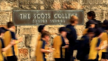 The Scots College.