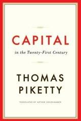 <i>Capital In the Twenty First Century</i> by Thomas Piketty.