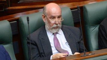 Former deputy speaker Don Nardella.