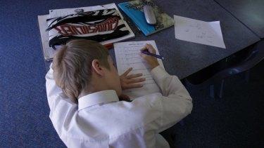 Homework debate: it should be testing children, not parents.