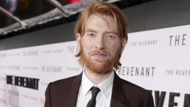 Domhnall Gleeson co-stars in survival epic <i>The Revenant</i>. It's the latest acclaimed release in a huge year for the down-to-earth Irish actor.