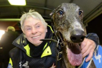 Karen Leek was a well-known member of Victoria's greyhound racing community.