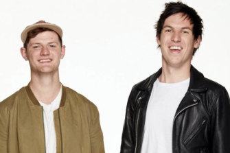 Triple J's Ben and Liam are hanging up their national headphones to take-up a commercial radio gig in Adelaide.