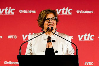 Victorian Tourism Industry Council chief Felicia Mariani says the sector needs government help.