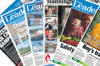 Many local newspapers ceased publication last year following a strategic review by News Corp.
