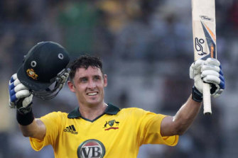 India media outlets report former Australian cricketer Michael Hussey has tested positive for COVID-19.